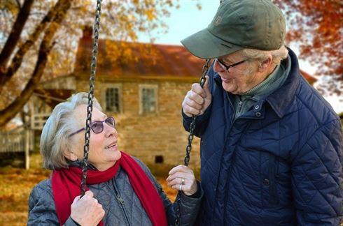 starzy ludzie i ich choroby