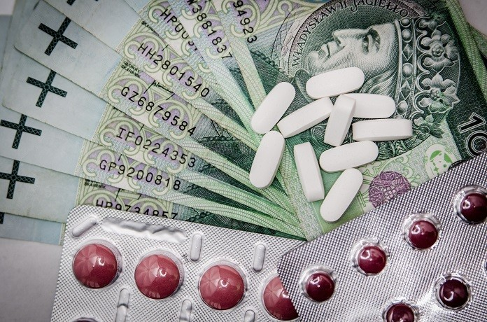 cena leku