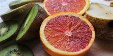 Owoce: kiwi i grapefruit