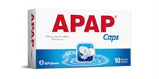 APAP Caps