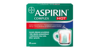 Aspirin Complex Hot