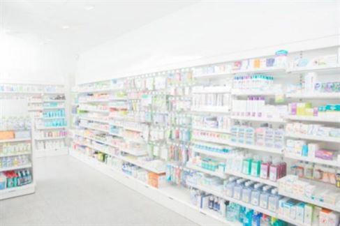 leki na półkach