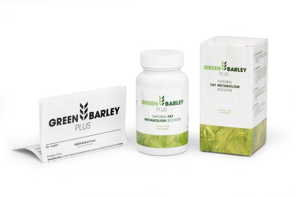 Recenzja Green Barley Plus