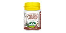 Tabletki z czosnku Labofarm