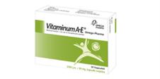 Vitaminum A+E Omega Pharma