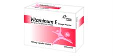 Vitaminum E Omega Pharma