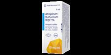 Atropinum Sulfuricum WZF