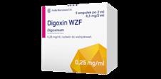 Digoxin WZF
