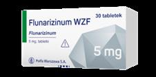Flunarizinum WZF