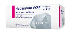 Heparinum WZF