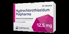 Hydrochlorothiazidum Polpharma