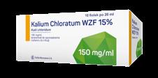 Kalium Chloratum WZF 15%