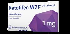Ketotifen WZF