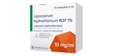 Lignocainum Hydrochloricum WZF