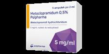Metoclopramidum 0,5% Polpharma