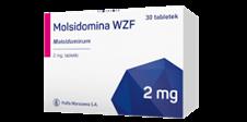 Molsidomina WZF
