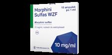 Morphini Sulfas WZF