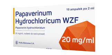 Papaverinum Hydrochloricum WZF