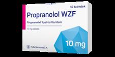 Propranolol WZF