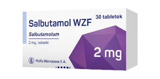 Salbutamol WZF